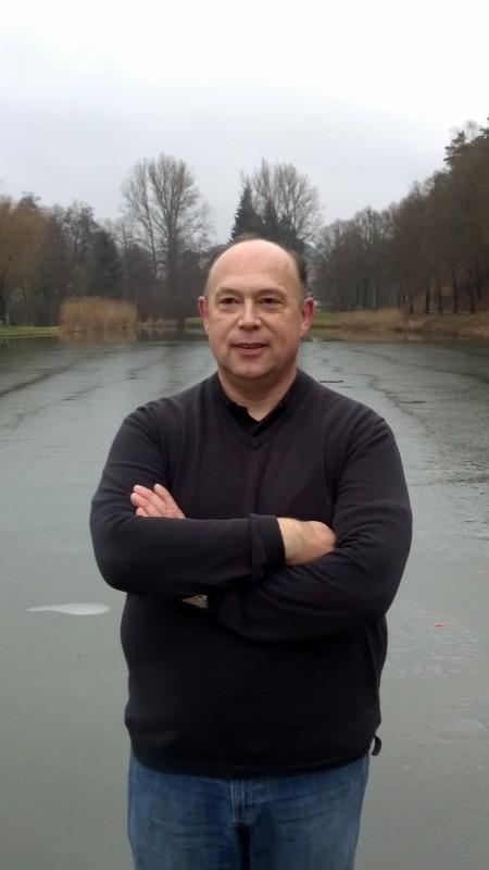 Alain Delcour, trésorier
